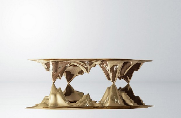 Console Table MAD creates a Console Table fit for a life on Mars 4 MAD creates a Console Table fit for a life on Mars