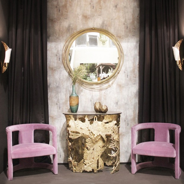 console table designs console table designs Perfect match: mirrors and console table designs 4 Perfect match mirrors and console table designs kayan ans kay