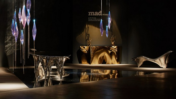 Console Table MAD creates a Console Table fit for a life on Mars 6 MAD creates a Console Table fit for a life on Mars