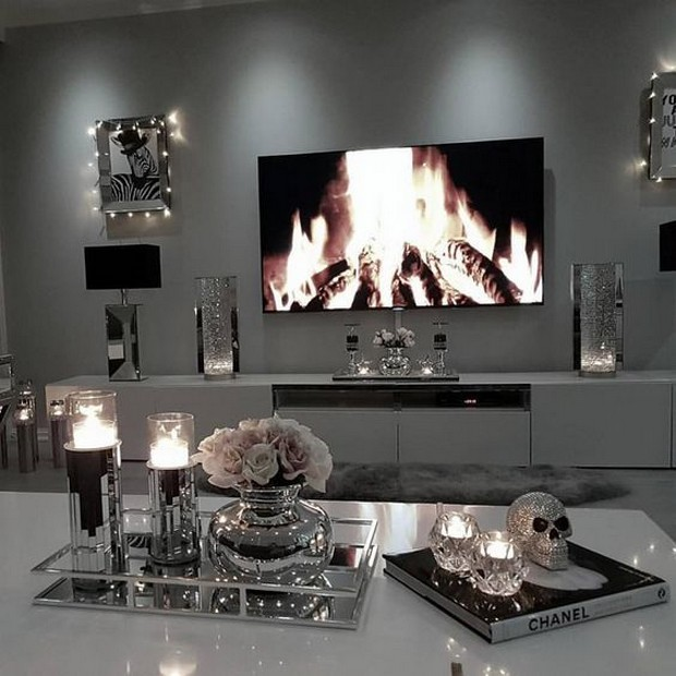 Console Tables 10 Modern TV Console Tables on Pinterest 9