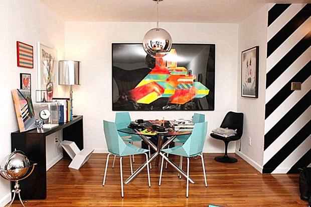 top interior designer top interior designer The Amazing Designs of Top Interior Designer Rafael de Cárdenas Apartment of interior designer Rafael de Cardenas