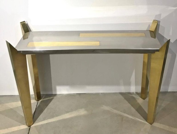 Bespoke Design Metal Console Tables