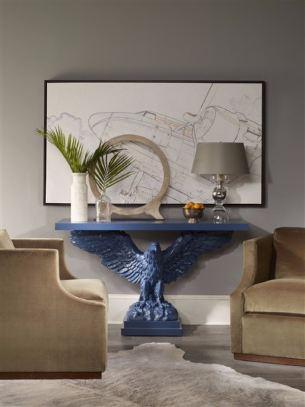 thom filicia Console Decorating Secrets from Thom Filicia Console Decorating  Secrets from Thom Felicia8
