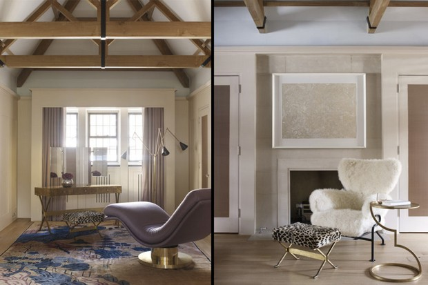 top interior designer The Amazing Designs of Top Interior Designer Rafael de Cárdenas Glebe Place London Residence chairs