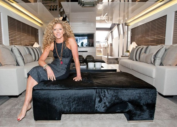 The Stunning Interior Design Projects By Kelly Hoppen