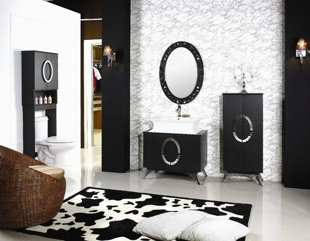 master bathroom Modern Console Tables for a Luxury Master Bathroom Luxury Console Bathroom Vanities