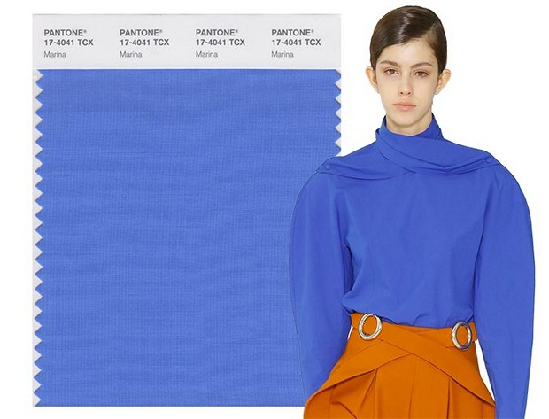 Pantone Colors Discover the Pantone Colors for this Fall marina blue