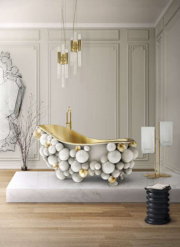console table The Amazing Newton Console Table by Boca do Lobo newton bathtubs maison valentina1