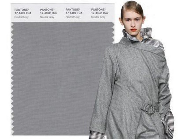 Pantone Colors Discover the Pantone Colors for this Fall pantone neutral gray