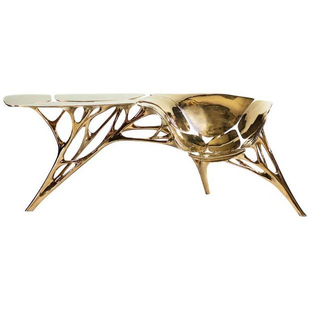 golden console tables golden console tables 15 Jaw-Droping Golden Console Tables 1 jaw droping Golden Console Tables Lotus console table