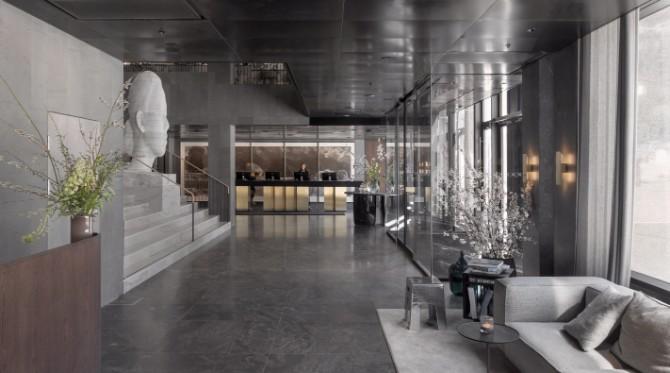 hotel lobby design Editor's Choice: Hottest Hotel Lobby Design 2017 1