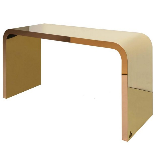 golden console tables 15 Jaw-Droping Golden Console Tables 10 jaw droping Golden Console Tables console U
