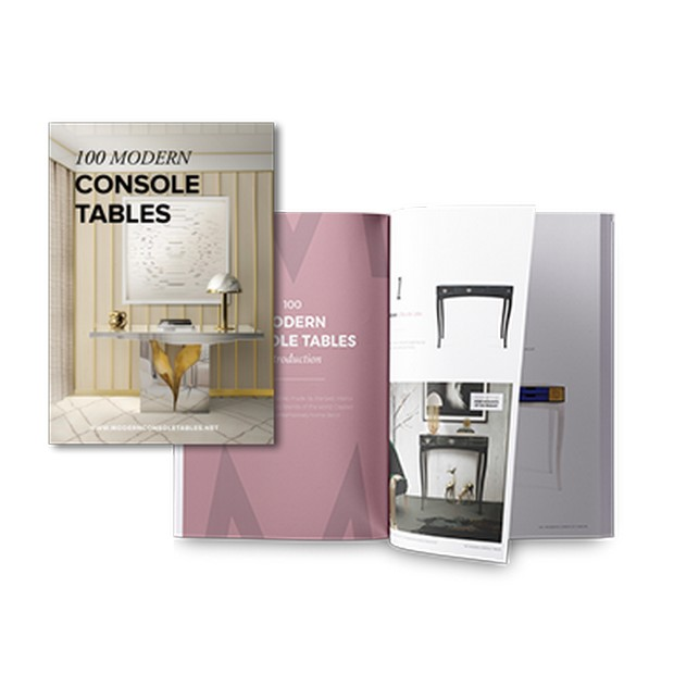 Console Tables Get Inspired with 100 Modern Console Tables Ebook 100 modern console tables