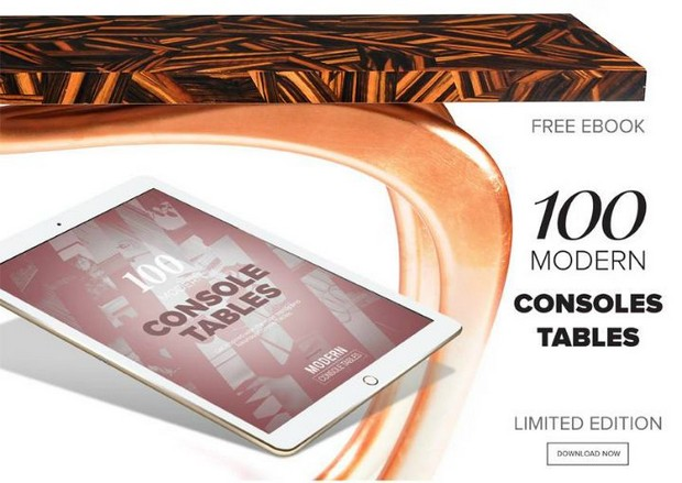 Console Tables Get Inspired with 100 Modern Console Tables Ebook 100 modern ct