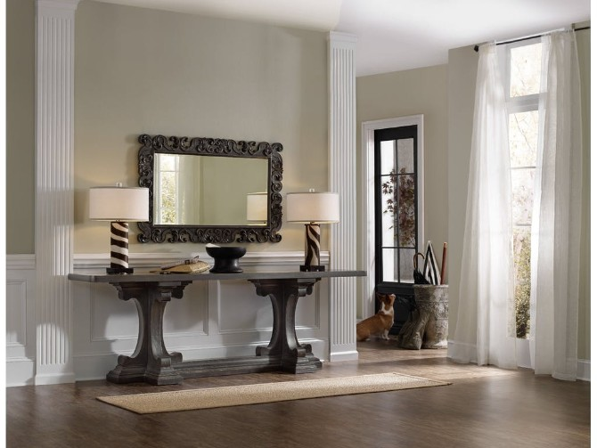 home décor Home Décor Ideas by Hooker Furniture Console Designs Auberose Hall Console 1