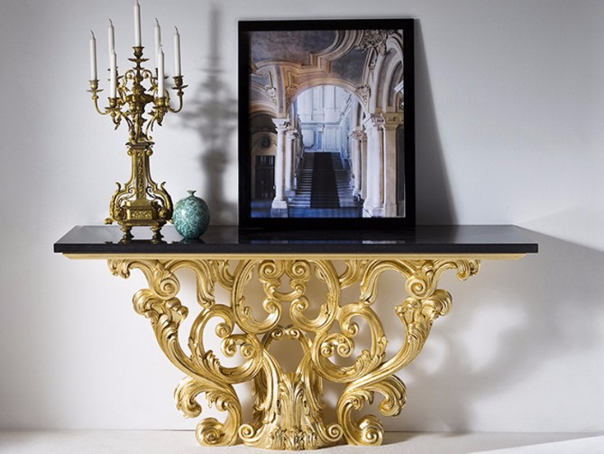 console tables 10 Inspiring Artistic Console Tables Ideas Chigi console table