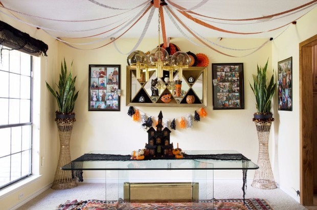 halloween ideas Halloween Ideas with Console Tables! Halloween Ideas with Console Tables1