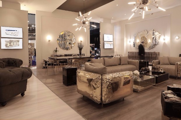 living room The Best Consoles to Redesign your Living Room Imperfectio Boca do Lobo