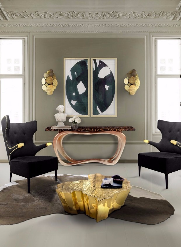 living room The Best Consoles to Redesign your Living Room Infinity