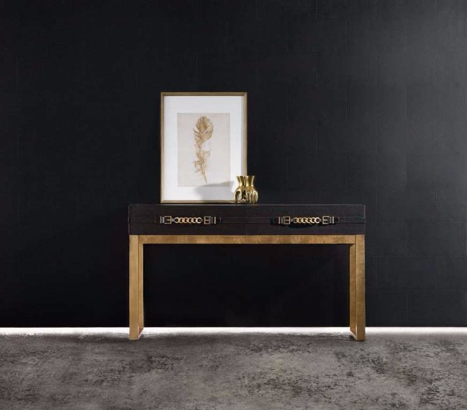 home décor Home Décor Ideas by Hooker Furniture Console Designs Melange Genevieve Console 2