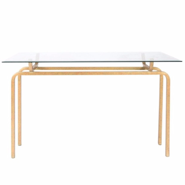 luxury interior designs luxury interior designs Top 10 Glass Console Tables for Luxury Interior Designs Stunning Glass Top Modern Consoles5