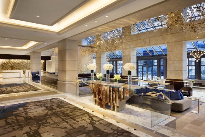 Editor's Choice: Hottest Hotel Lobby Design 2017 hotel lobby design Editor's Choice: Hottest Hotel Lobby Design 2017 fairmont hotel