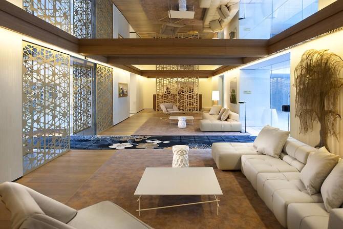 hotel lobby design Editor's Choice: Hottest Hotel Lobby Design 2017 mandarin