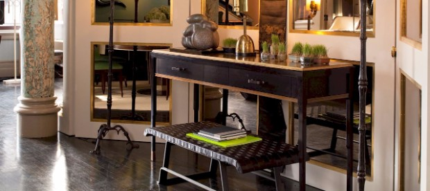 high point market The Best Console Tables at High Point Market remote 1