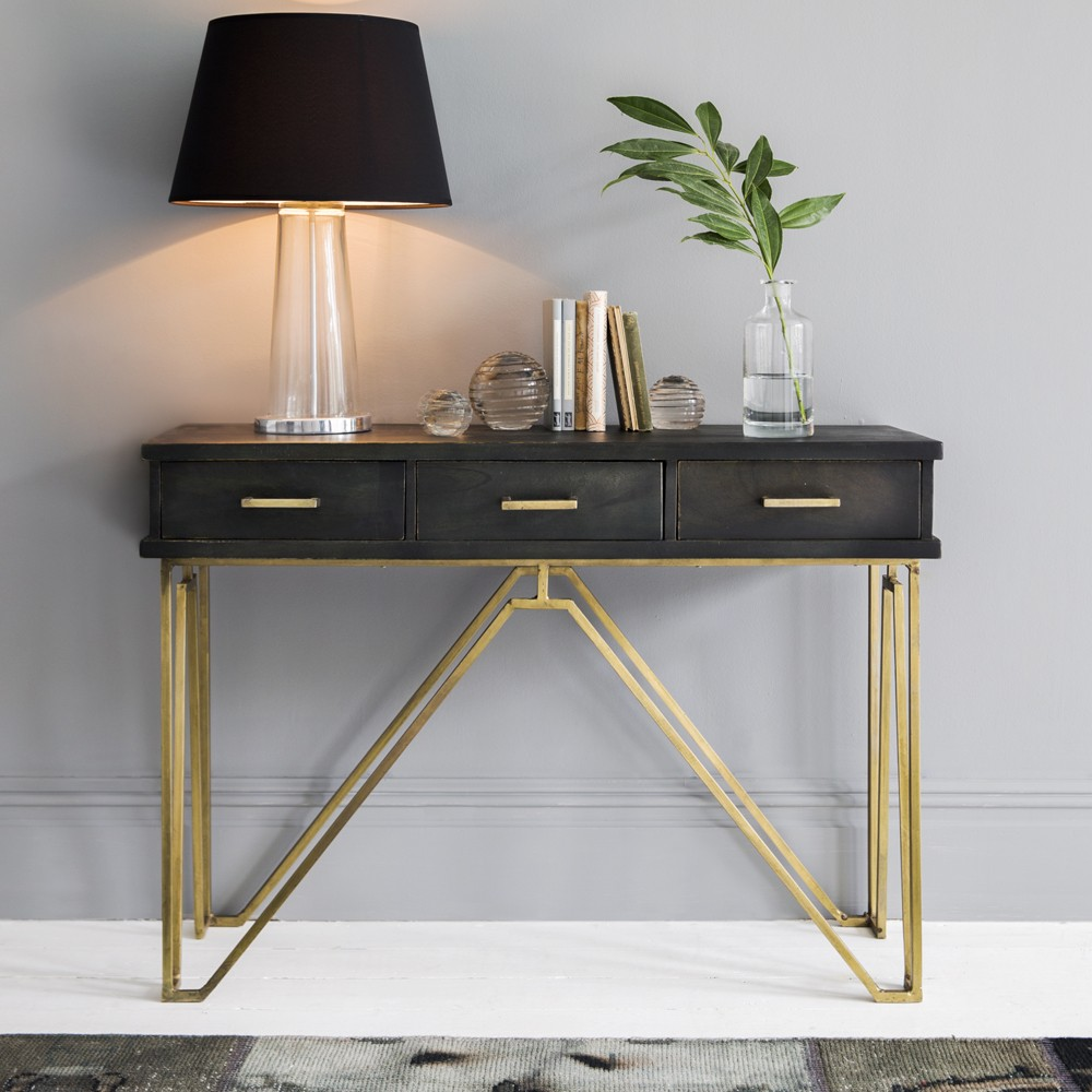 console tables console tables 10 Console Tables With An Exquisite Geometric Design 10 10 Console Tables With An Exquisite Geometric Design
