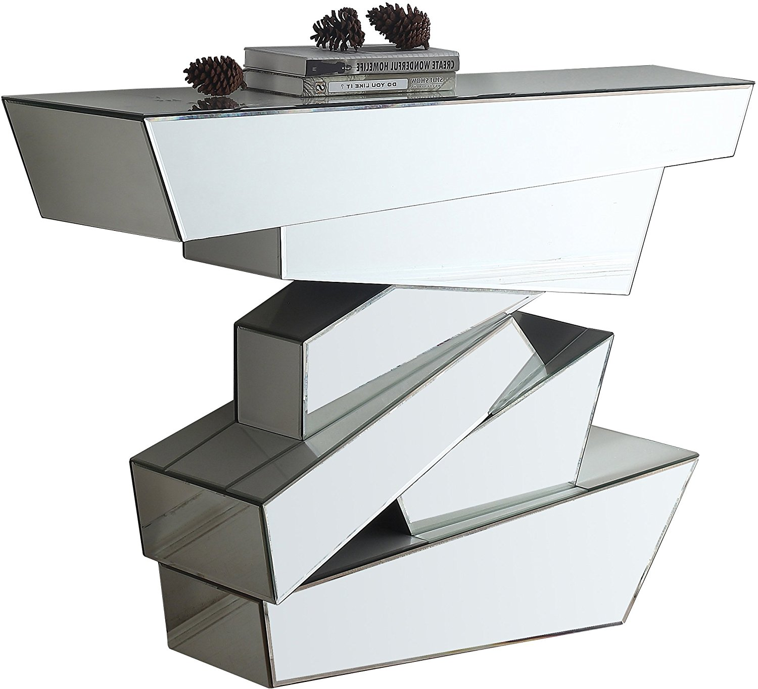 console tables 10 Console Tables With An Exquisite Geometric Design 4 10 Console Tables With An Exquisite Geometric Design