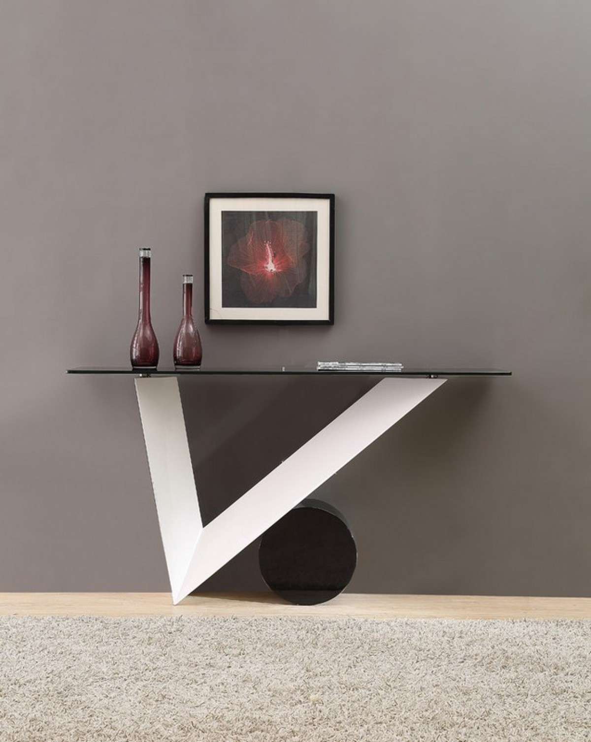 console tables 10 Console Tables With An Exquisite Geometric Design 7 10 Console Tables With An Exquisite Geometric Design
