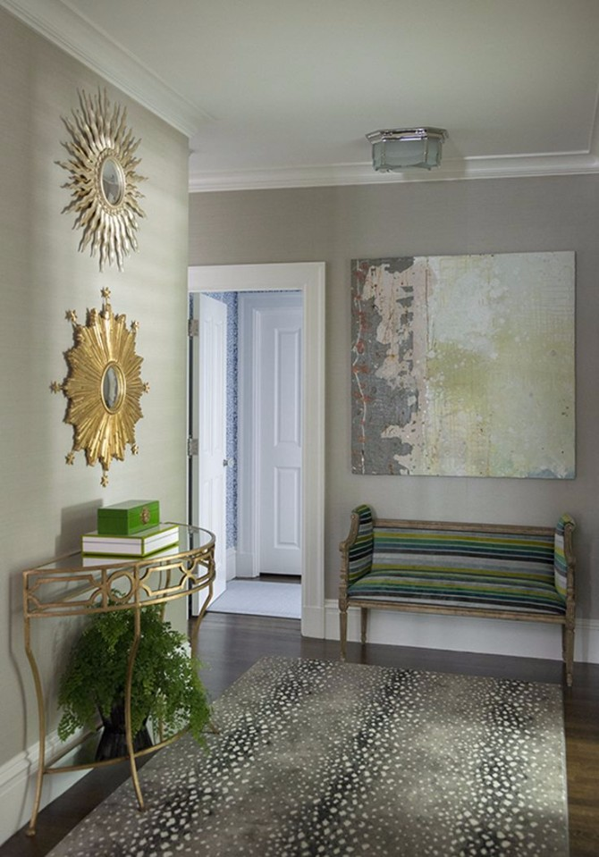hallway ideas Console Hallway Ideas with Personality Console Hallway Ideas with Personality1