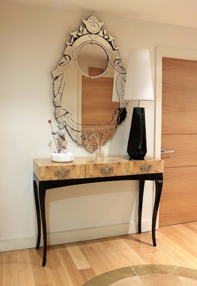 console tables 15 Console Tables That Will Make Your Entryway A Powerful Place Trinity Console Boca do Lobo