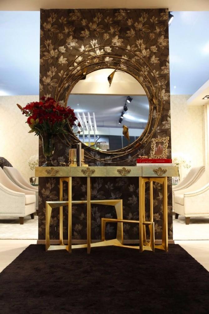 luxury home interiors luxury home interiors The Most Expensive Consoles for Luxury Home Interiors trinity boca do lobo