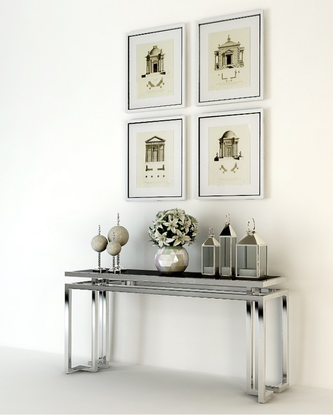 color trends 2018 Color Trends 2018: Neutral Gray Console Tables Color Trends 2018 Neutral Gray Console Tables2
