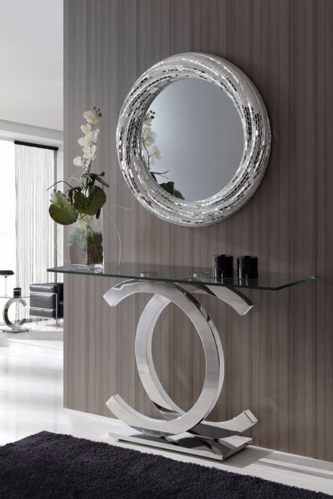 color trends 2018 Color Trends 2018: Neutral Gray Console Tables Color Trends 2018 Neutral Gray Console Tables4