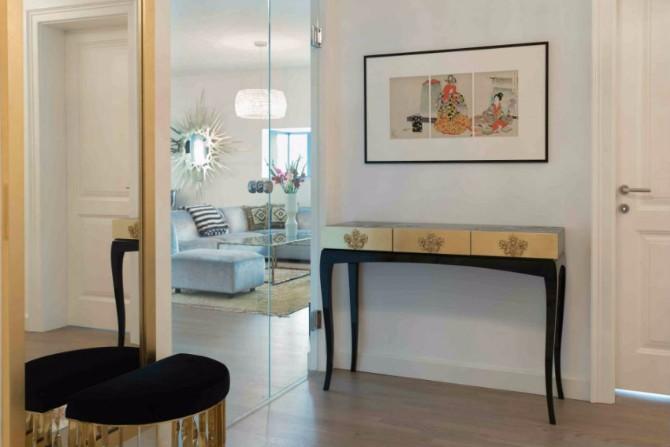 exclusive designs Exclusive Designs: Console Tables for Every Room trinity boca do lobo