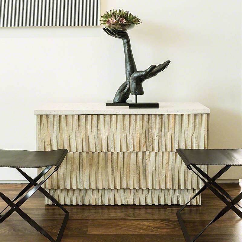 stone console Amazing Console Tables with a Stone Top Amazing Console Tables with Stone Top2