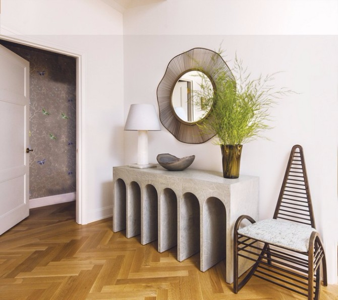 color trends 2018 Top Color Trends 2018 for your Console Table Color Trends 2018 Neutral Gray Console Tables5