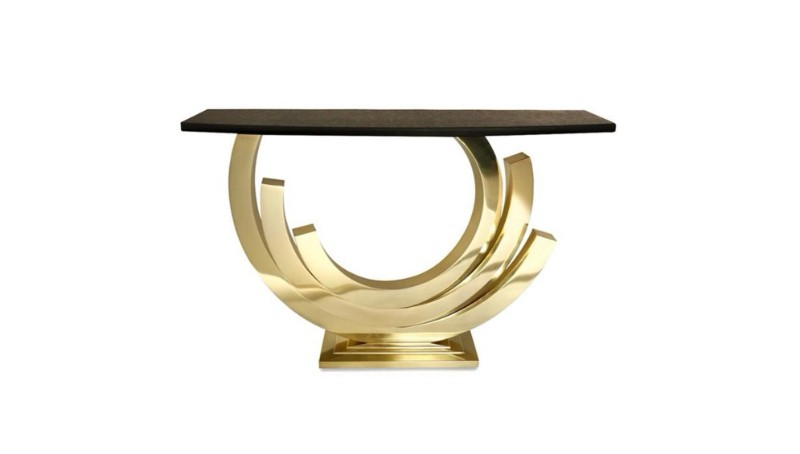 console tables Home and Living 2018: Modern Console Tables Console1 villiers Brothers