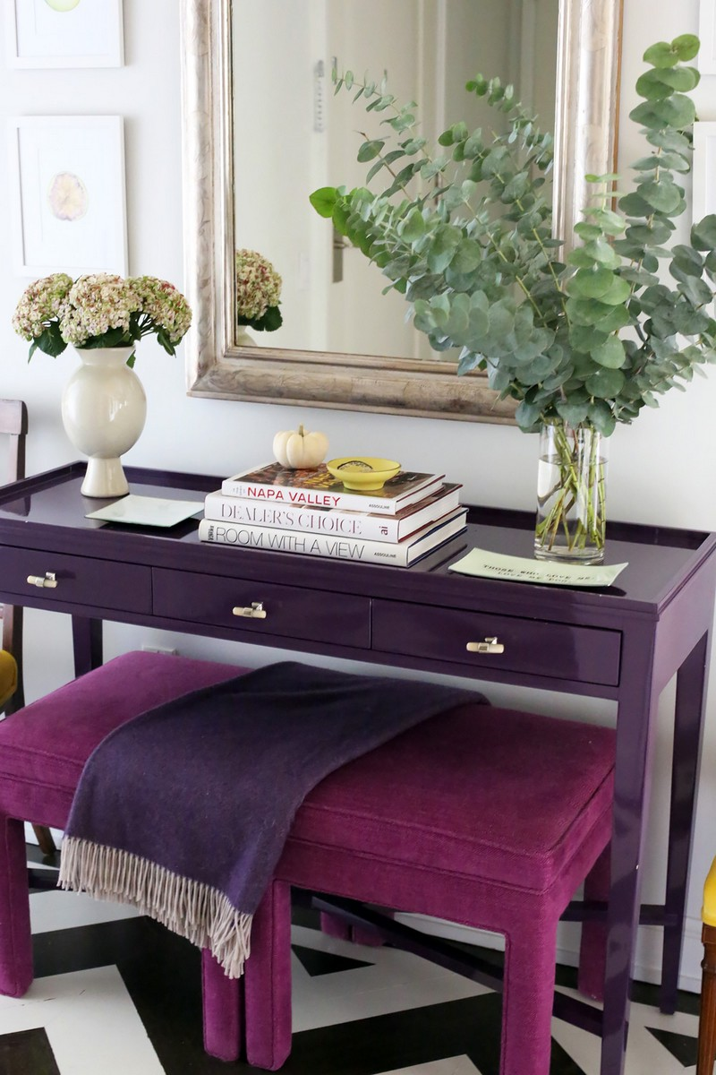 purple console tables Discover Modern Purple Console Tables Discover Modern Purple Console Tables1 1