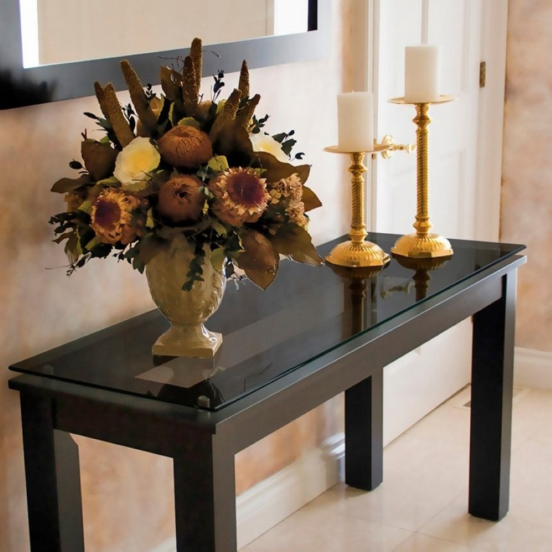 console table Get Inspired: How to Style a Console Table Get Inspired How to Style a Console Table13