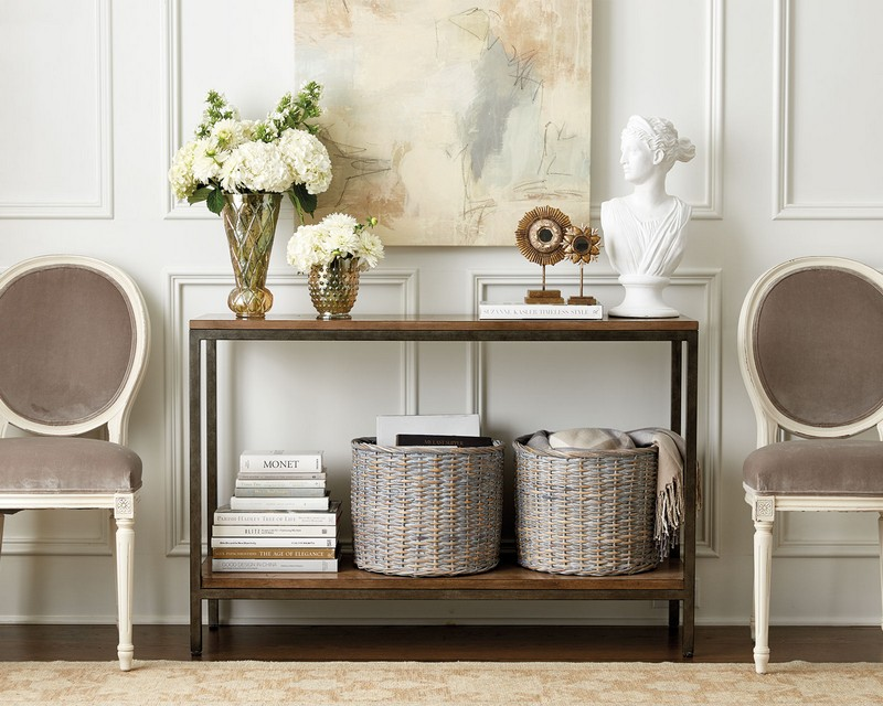 console table Get Inspired: How to Style a Console Table Get Inspired How to Style a Console Table4