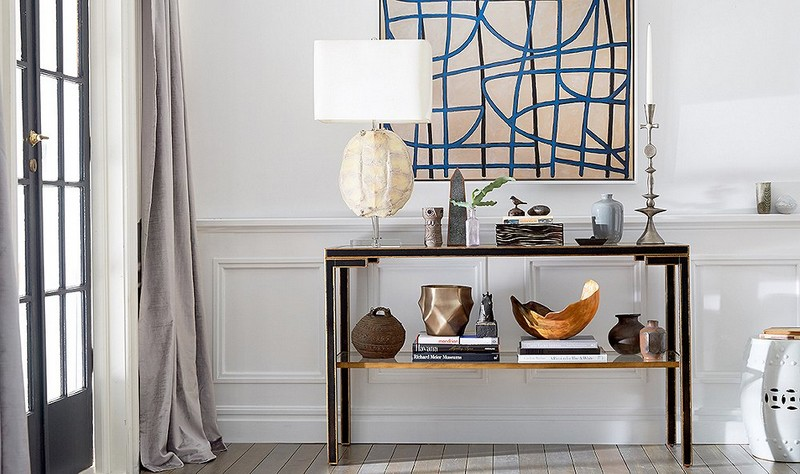 console table Get Inspired: How to Style a Console Table Get Inspired How to Style a Console Table5