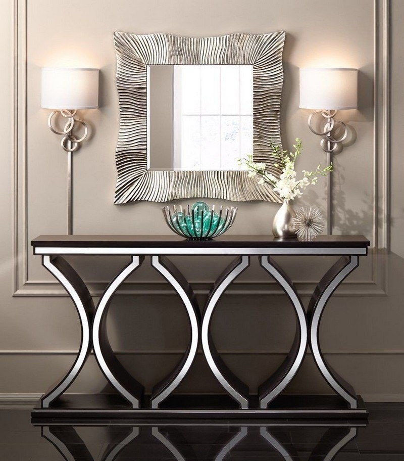 console table Get Inspired: How to Style a Console Table Get Inspired How to Style a Console Table7 1