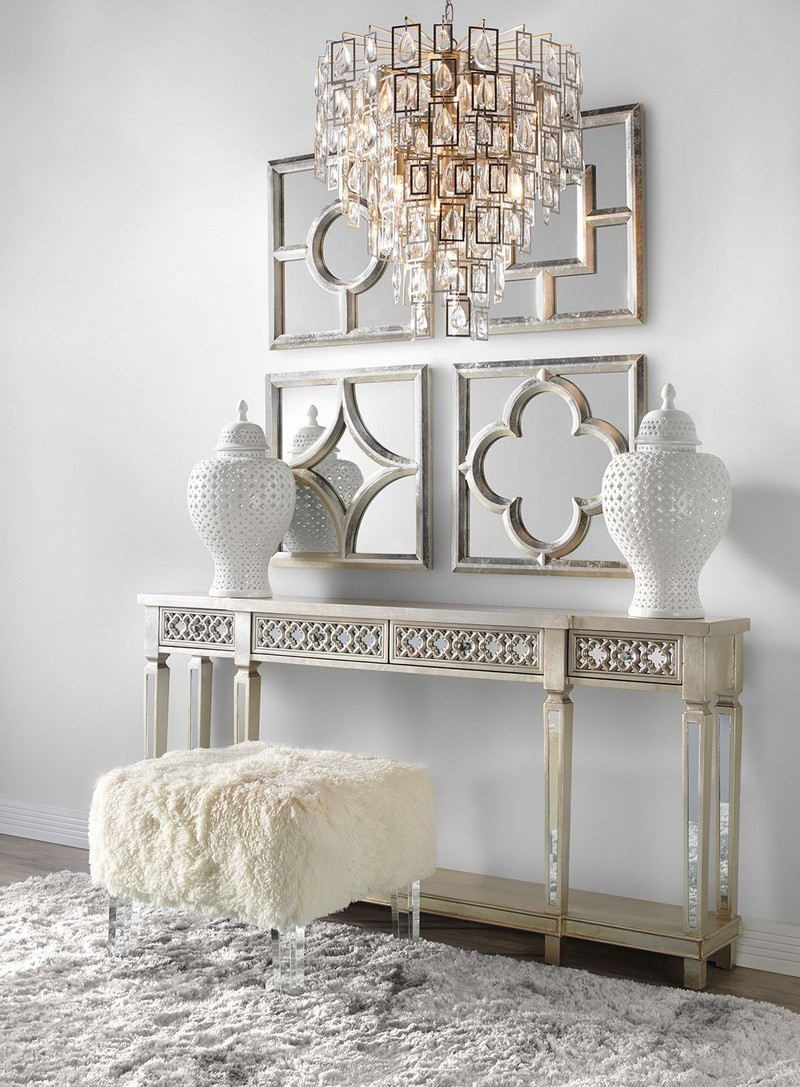 console table Get Inspired: How to Style a Console Table Get Inspired How to Style a Console Table9
