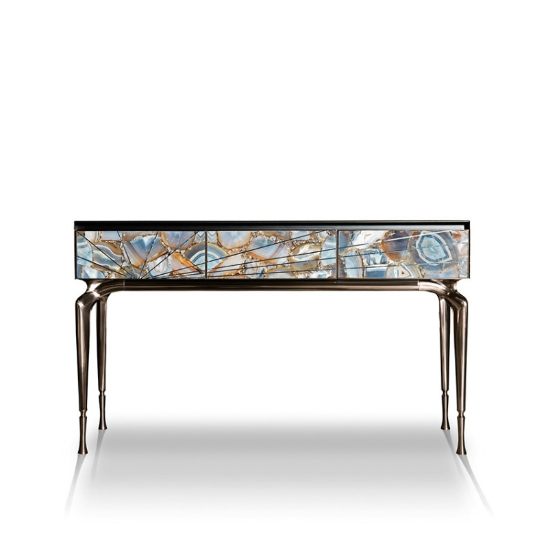console tables Home and Living 2018: Modern Console Tables Taylor Llorente