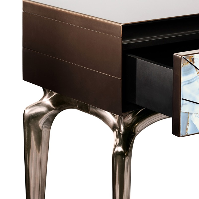 console tables Home and Living 2018: Modern Console Tables Taylor Llorente table legs