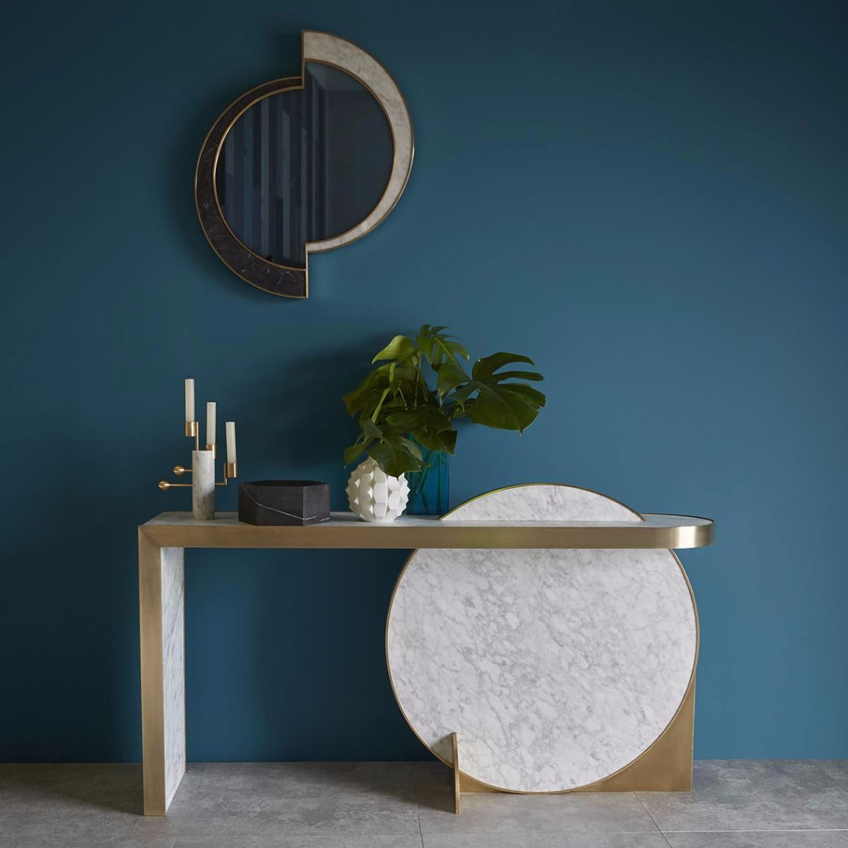 color trends 2018 Top Color Trends 2018 for your Console Table Top Color Trends 2018 for your Console Table8