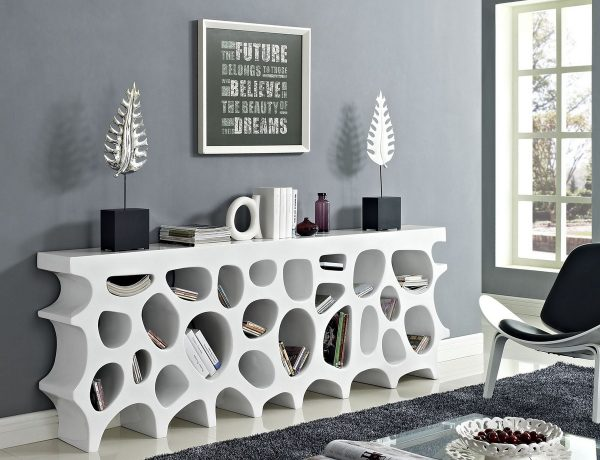 stylish console table Modern Console Tables